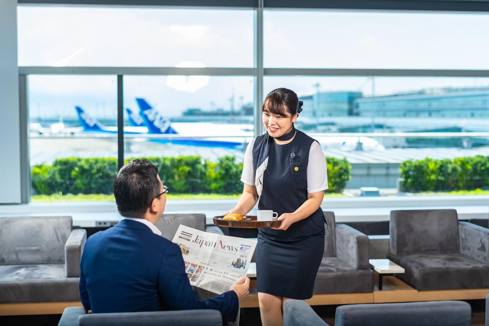 東京エアポートレストラン・イメージ
