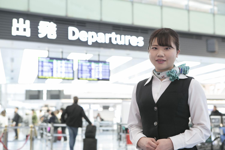 TASイメージ 羽田空港国際線<ラウンジスタッフ募集>